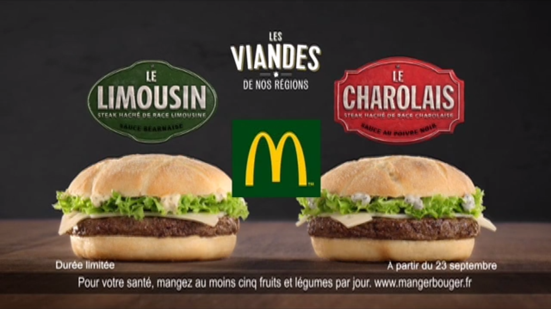 Mc Do Région