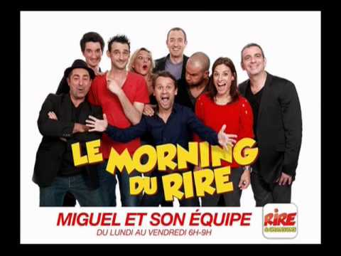 Le morning du rire